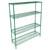 John Boos Wire Shelf Only in Multiple Sizes, Green Epoxy