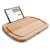 John Boos iBlock Pro Reversible 1-1/4'' Thick Edge Grain Cutting Maple Board with Built-In Tablet/Smart Phone Stand