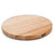 John Boos Maple Lazy Susan, with Ball Bearing Swivel, Varnique