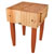 John Boos PCA Butcher Block with Knife Holder
