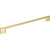 Jeffrey Alexander Sutton Collection 11-7/16'' W Cabinet Bar Pull in Brushed Gold