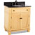 Jeffrey Alexander Compton Bath Elements Vanity with Granite Top & Sink, Buttercream Painted