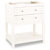 Jeffrey Alexander Astoria Modern Vanity, Cream White