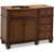 Jeffrey Alexander Compton Painted Walnut Bath Elements Vanity, Base Only