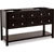 Jeffrey Alexander Adler Bath Elements Double Base Vanity, Black Painted, Base Only