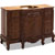 Jeffrey Alexander Clairemont Painted Nutmeg Bath Elements Vanity, Base Only