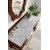 Aged Cognac 3cm Carrara Marble Top No Cut-Out Overhead View