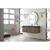"48"" Ash Gray / Glossy Dark Gray Product View"