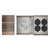 Home Refinements SmartStation 31-1/2'' W Single Sink Set with Stainless Steel Undermount Sink and Walnut Accessories