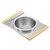 225308 Maple Serving Board, Bowl, Colander