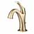 Brushed Gold - Single Faucet Front