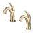 Brushed Gold - Faucet Close-up