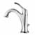 Chrome - Single Faucet Side
