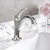 """Kraus Arlo™ Chrome Single Handle Basin Bathroom Faucet with Lift Rod Drain and Deck Plate, Faucet Height: 8"""", Spout Reach: 5"""""""