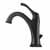 Matte Black - Single Faucet Side
