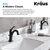 Matte Black - Single Faucet Front