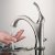 Spot Free Brushed Nickel Faucet Illustration