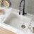 Kraus White Sink Lifestyle View 1