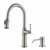 Spot Free Stainless Steel w/ Soap Dispenser