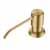 Kraus Brushed Brass Soap Dispenser Display View