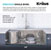 "Satin Stainless Steel - 36"" Minimum Cabinet Size"