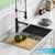 """Stainless Steel - 25"""" - 30'' Lifestyle View 1"""