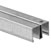 """144"""" 993 Zinc Upper Channel Guide Track"""