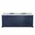 Navy Blue - Base Cabinet With Countertop and Sink