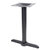"""Table Height 5"""" W x 22"""" D End Style Base"""