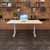 Peter Meier, INC. 30'' D Desk Frame in Grey Lifestyle View