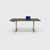 Peter Meier INC. 30'' D Desk Top in Walnut Lifestyle View