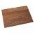 Walnut Medium Peg Board