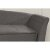 Daybed Medium Gray Fabric Product View 5