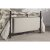 Metal Bed w/ Rails View 6