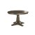 Dining Table Distressed Gray Base