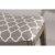 Gray & Trellis Gray Fabric Seating View