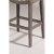 Gray & Trellis Gray Fabric Frame View
