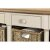 Sofa Table w/ 3 Drawers: Product View 3