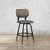Bar Stool, Black, Situational View