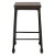 Counter Height Stool Front View