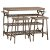 Kitchen Cart w/ 2 Kennon Stools Product View