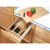 Combination Knife Holder/ Cutting Board