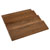 "Rev-A-Shelf Wood Spice Kitchen Drawer Insert, Walnut, for Base Cabinet 18"" or Smaller"