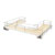 Rev-A-Shelf Undersink Pullout U-Shaped Wire Basket Shelf
