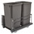 Rev-A-Shelf Pullout Waste Container with Included Waste Bins