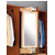 Gentlemen's Armoire w/Mirror