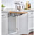 Rev-A-Shelf Appliance Lift with Heavy Duty Lift Assist and Soft Close