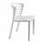 "Safco Entourage™ Stack Chair, Gray, 19-1/2""W x 21-1/2""D x 30""H - Set of 4 Chairs"