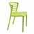 "Safco Entourage™ Stack Chair, Grass, 19-1/2""W x 21-1/2""D x 30""H - Set of 4 Chairs"