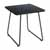 "Safco Anywhere End Table, Black Base, 20""W x 20""D x 19-1/2""H"